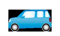 レンタカー 普通自動車
