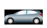 レンタカー コンパクトカー
