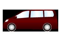 レンタカー ミニバン